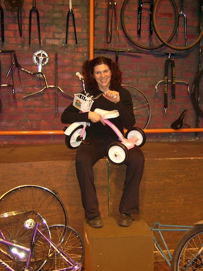 Liz Barkan Bike Shop The Musical 004