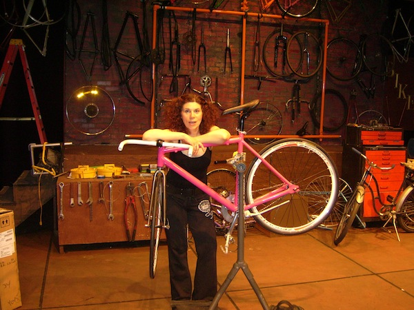 Liz Barkan Bike Shop The Musical 005